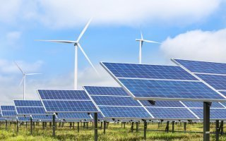 Toujours plus d'électricité issue des énergies renouvelables - Batiweb