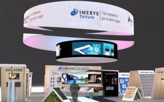 Imerys Toiture met en avant sa nouvelle offre globale sur Batimat