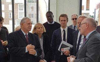 40 ans de politique de la ville : Jacques Mézard réaffirme son engagement en faveur des territoires Batiweb