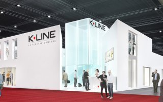 Batimat : K.Line confie la réalisation de son stand Smart Home à AIA Life Designers Batiweb