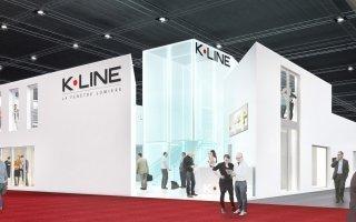 Batimat : K.Line confie la réalisation de son stand Smart Home à AIA Life Designers