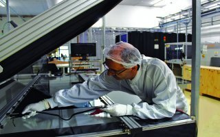 SunPartner Technologies inaugure un  nouveau site de production à Rousset (13) - Batiweb