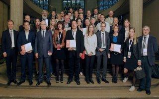 28 initiatives récompensées lors des Victoires de la prévention de l'OPPBTP