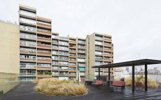 Janneau pose plus de 500 menuiseries sur une tour de logements en rénovation - Batiweb