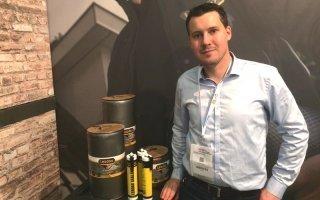 Batimat: «Le Leadax, une alternative au plomb, plus léger et moins cher», Jérémy Combes Batiweb