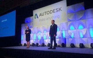 Autodesk University Las Vegas : une semaine dans le futur !