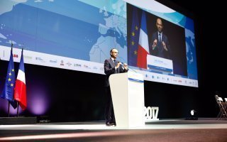 Energies marines : Edouard Philippe reconnaît un certain « retard » en France