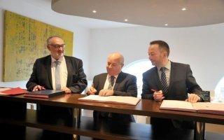 La Capeb signe un nouveau partenariat en faveur de la formation et la prévention