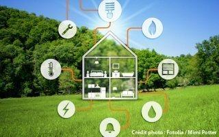 Bâtiment intelligent et maison connectée au coeur de la transition énergétique Batiweb