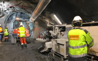 Le chantier de la liaison Lyon-Turin encore à l'arrêt Batiweb