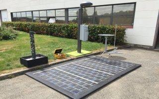 La route solaire de Tourouvre, un an plus tard... Batiweb