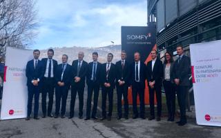 Le logement connecté au cœur d'un nouveau partenariat entre Nexity et Somfy