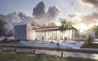 A Rouen, le futur CFA du BTP fait la part belle au matériau béton - Batiweb