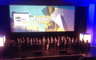 Intermat Innovation Awards 2018 : la transformation du secteur de la construction bien en marche !