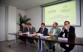Le CSTB s'engage aux côtés de la Métropole de Grenoble - Batiweb