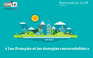 Les Français toujours plus intéressés par les équipements renouvelables (étude)