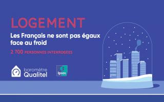 47% des Français souffrent du froid chez eux (enquête)