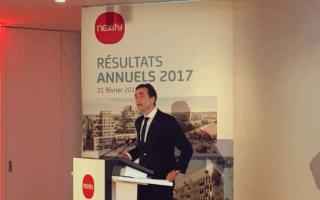 Activité en forte hausse pour Nexity en 2017 - Batiweb
