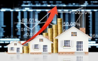 Immobilier : nette flambée des prix au cours des 20 dernières années - Batiweb