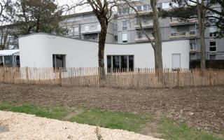 Nantes inaugure une maison construite par un robot-imprimante 3D
