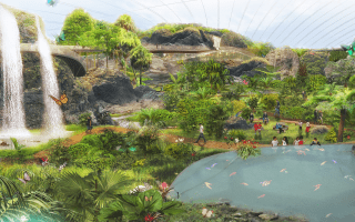 Tropicalia : un projet de serre tropicale sur la Côte d'Opale