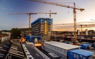Redressement des indicateurs de la construction en ce début d'année - Batiweb