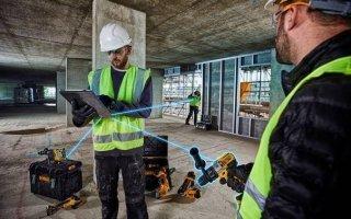 DeWalt fait un nouveau pas dans la gestion connectée des outils de chantier