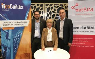 BIM World 2018 : nouveau partenariat pour l'industrie du béton Batiweb