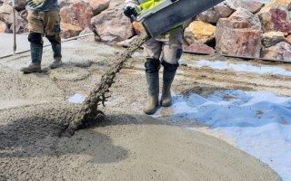 Le béton prêt à l'emploi et les granulats mis à mal en ce début d'année