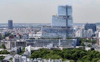 Un tribunal tout en transparence pour Paris - Batiweb