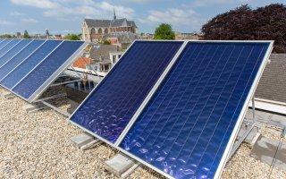 A Fessenheim, le solaire va venir remplacer le nucléaire