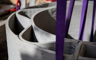 Un nouveau chantier de référence pour l'impression 3D béton - Batiweb