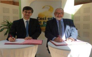 La Capeb et GRDF partenaires pour l'efficacité énergétique Batiweb