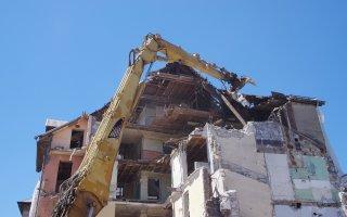 Une construction autorisée peut être démolie