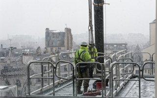 La construction toujours dynamique en Île-de-France malgré un recul des mesures d'accompagnement - Batiweb