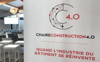 Bouygues et Centrale Lille lancent la Chaire Construction 4.0 Batiweb