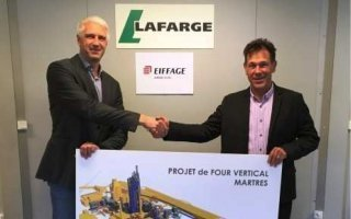 LafargeHolcim confie la première phase des travaux de modernisation d'une cimenterie à Eiffage