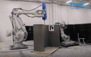 Projet Viliaprint : l'impression 3D bientôt au service du logement social ?