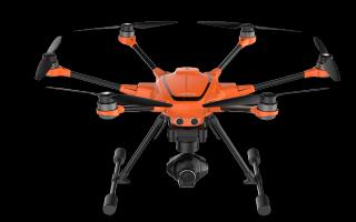 Le drone Yuneec H520, nouvel allié des professionnels du bâtiment Batiweb