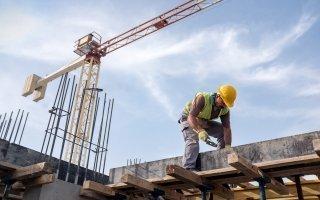 Bilan difficile pour le secteur de la construction