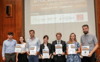 7 startups se sont distinguées lors du challenge de Nobatek/INEF4 - Batiweb
