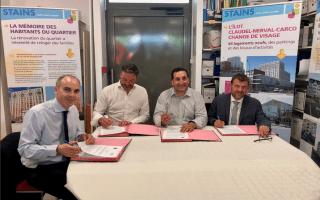 Un nouvel accord-cadre pour l'Anru et l'Ademe Batiweb