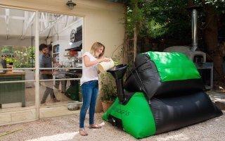 Avec HomeBiogas 2.0, le biogaz s'invite chez les particuliers