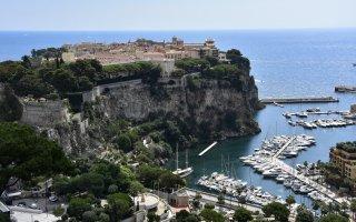 Monaco : un « caisson » d'urbanisation inauguré par SAS Albert II