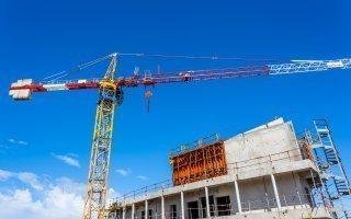 Construction : des chiffres toujours fragiles au deuxième trimestre Batiweb