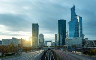 Bientôt des tours jumelles de 320 mètres de haut à La Défense - Batiweb