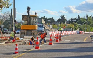 Un premier semestre 2018 positif pour les travaux publics