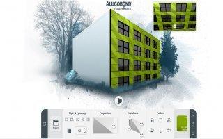 Alucobond profite d'Architect@Work pour présenter la nouvelle version de Façademaker 2.0