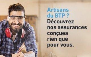 SMABTP et Pro BTP lancent une nouvelle assurance dédiée aux artisans