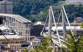 Un nouveau visage pour le pont de Gênes ?